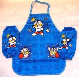Blue Fashion cotton Cooking  Apron