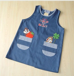 Fashion Cotton Cooking  Apron  for kids