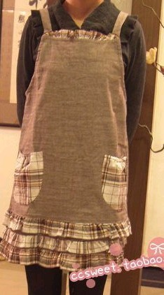 Fashion cotton Cooking  Apron for men