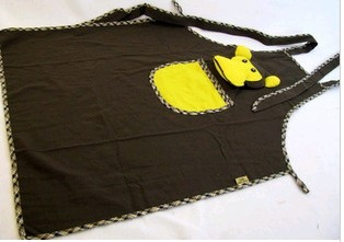 Polyster Cooking  Apron