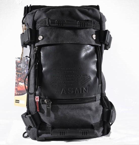 420D Polyster New design Black backpack