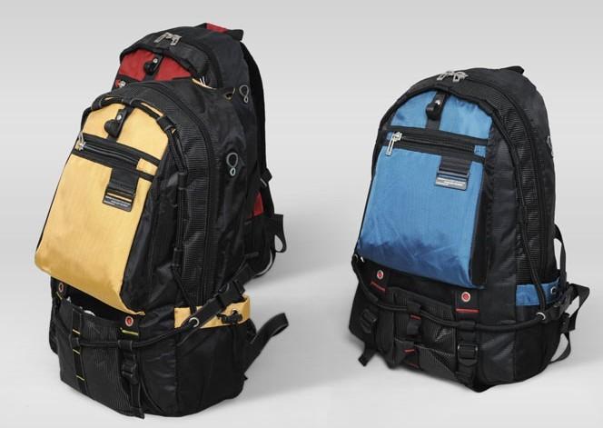 Beauty Blue sports backpack