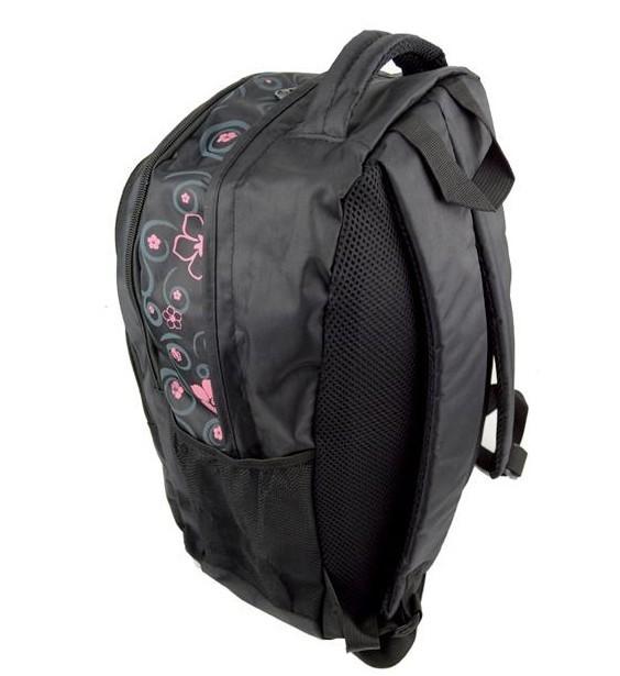 Beauty Flower sports backpack Back