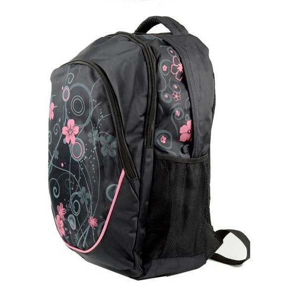 Beauty Flower sports backpack said