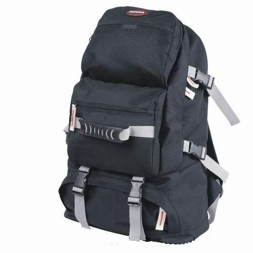 Black Simple design backpack