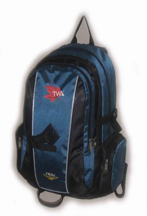 Blue New Design  sports backpack