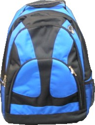 Blue Simple backpack