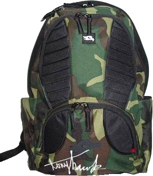 Camping polyester outdoor sport backpack