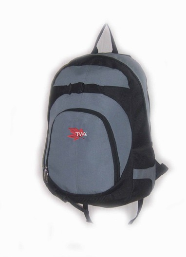 Flashlight Gray New Design  sports backpack