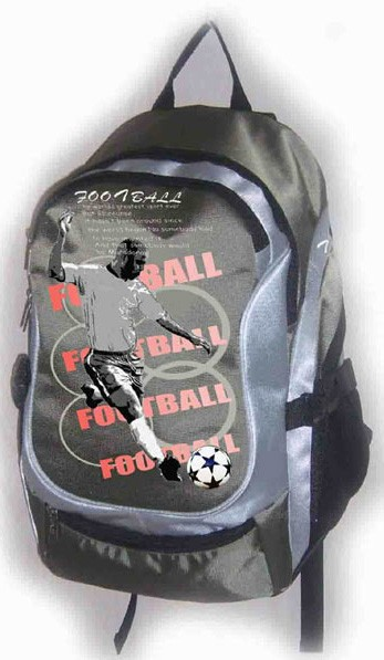 Gray New Design  sports backpack