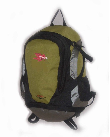 Green New Design  sports backpack