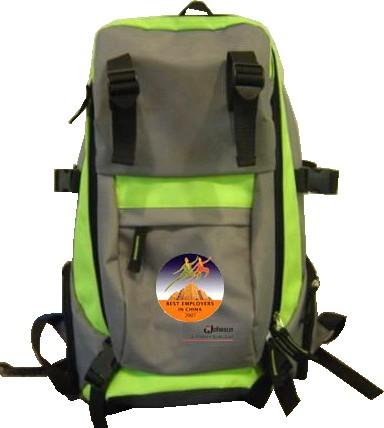 Green big  backpack