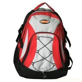 Polyster backpack