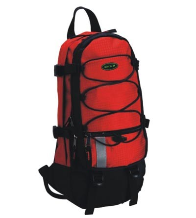 Red  New design Mountain backpack