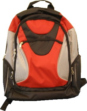 Red How sale 420D polyster backpack