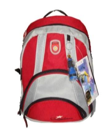 Red Leisure Duffel bag