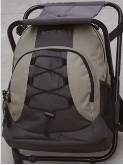 Simple outdoor backpack