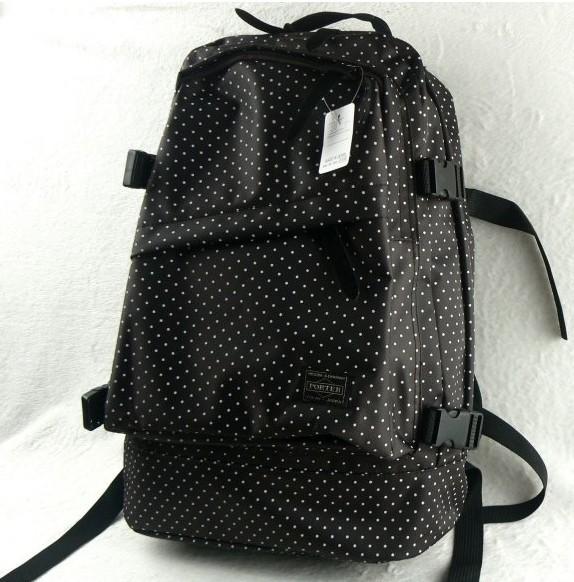 Small dots Printing backpack