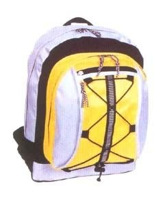 Yellow New design backpack