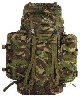 camouflage Material outdoor mountain pack