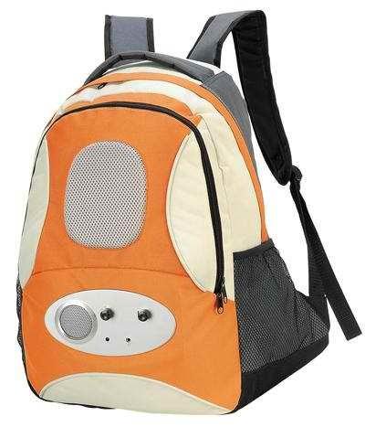 fashion soft waterproof nylon backpack