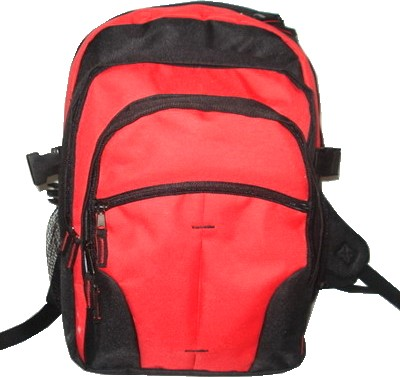 polyester outdoor sport backpack