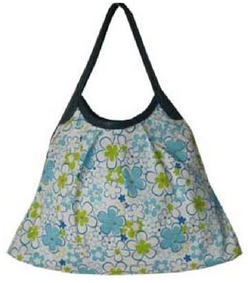 Soft  lady beach bag
