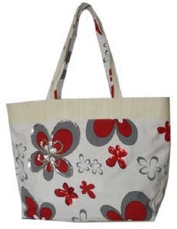 lady beach bag