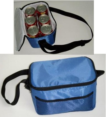420D Polyster Material Can cooler bag
