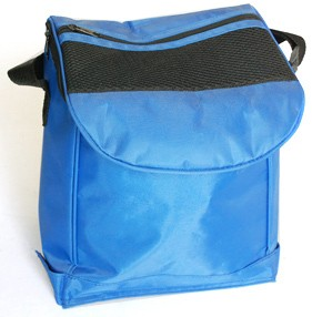 420D Polyster Material cooler bag With Long Strap