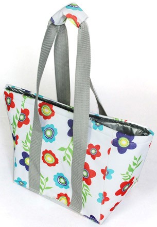 420D Polyster Material cooler bag for lady