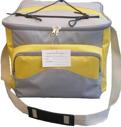 Big Yellow Kid Cartoon Travel cooler bag