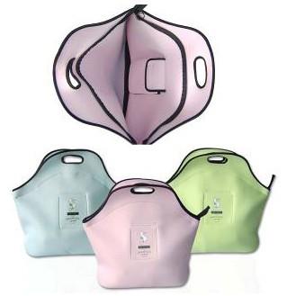 Colour Simple Lunch cooler bag