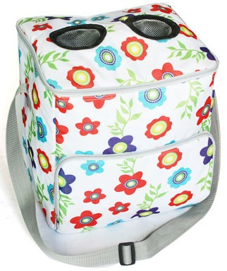 Colours 420D Polyster Material cooler bag