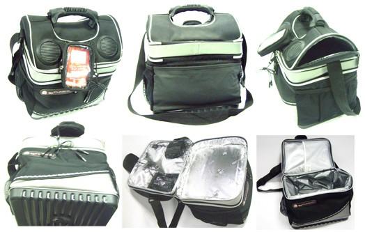 Radio  cooler bag