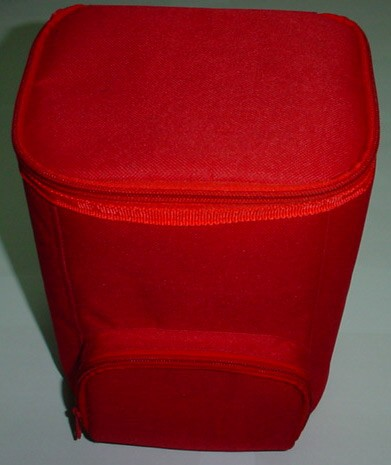 Simple Red Cool lunch cooler bag