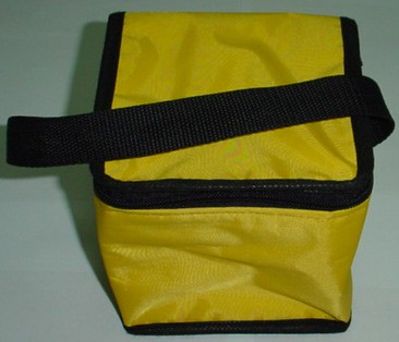 Simple Yellow Cool lunch cooler bag
