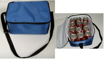 Small Can cooler bag With Long Strap