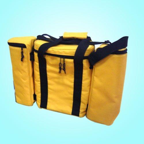 Yellow  Big capacityTravel cooler bag