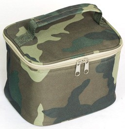 camouflage Material cooler bag