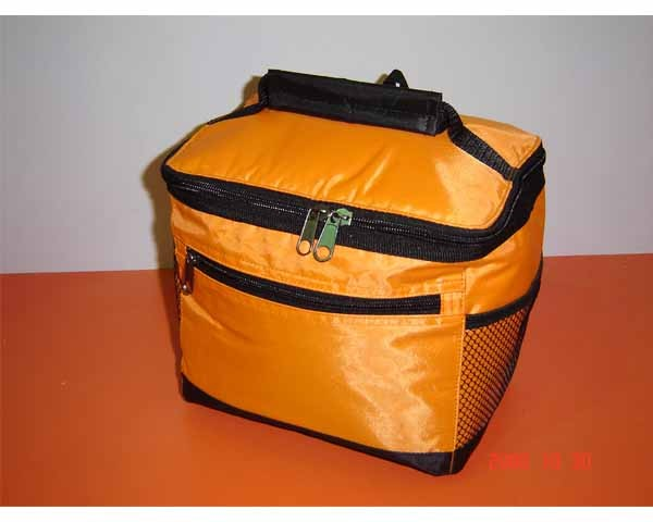 flashligh 420D Polyster Material cooler bag