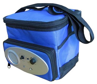 lunch cooler bag  With Radio