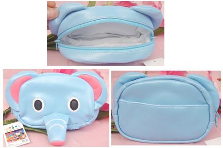420D Material Animal Shape Cosmetic bag