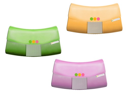 Colour  polyster Cosmetic bag