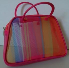 Colour Mesh Beauty  Cosmetic bag
