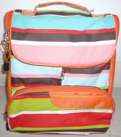 Coloures Polyster Cosmetic bag