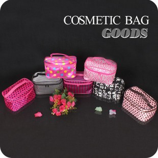 Colours Polyster Cosmetic bag