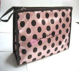 Dots Printing Micro  Cosmetic bag