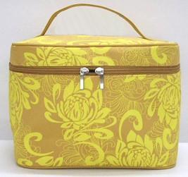 Yellow Micro Cosmetic bag