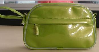 lady's pu cosmetic bag